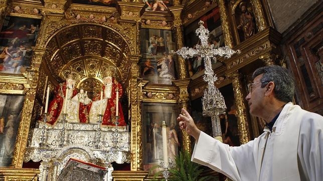 Santa Ana saldrá en procesión extraordinaria el 24 de septiembre por Triana